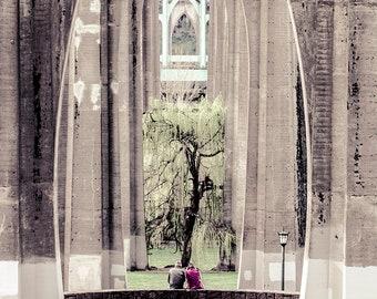 St Johns Bridge, Portland Photography, Pacific NorthWest Photography, Bridges, Gift Prints,  Fine Art Prints