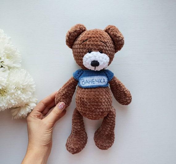 Amigurumi Plush Bear Crochet Free Patterns - Crochet & Knitting | 532x570