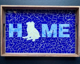 HOME Customizable Mosaic Tray