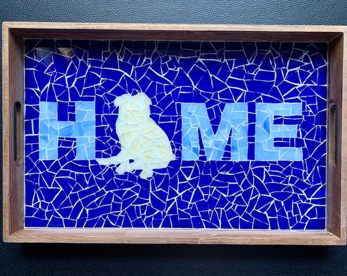 HOME Customizable Mosaic Tray