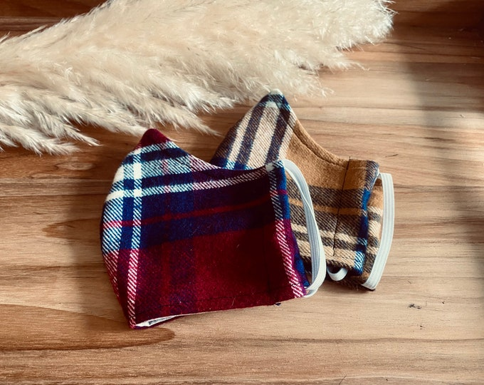 Flannel Face Mask
