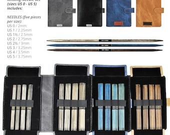 Lykke Needle Set Needle Games 2 mm- 3.75 mm 15 cm Color Selection
