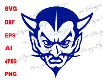 8fd5eb5b04f Blue devils svg