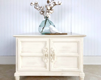 Shabby Chic Coffee Table Etsy