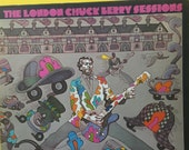 CHUCK BERRY The London Chuck Berry Sessions 9033-60020 Vinyl Record