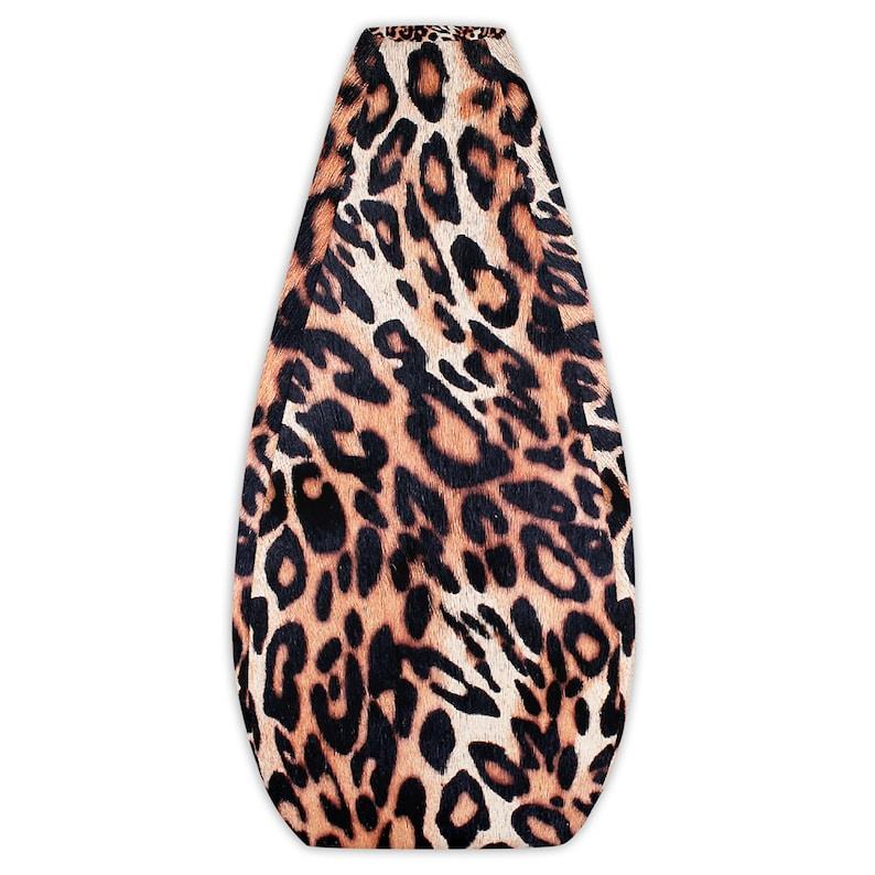 All-Over Bean Bag Cover-Indoor Outdoor Leopard Bean Bag-Leopard Cover-Interior Living Room Furniture Bean Bag Cover-Leopard Bean Bag