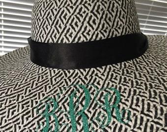 Floppy Brimmed Hat
