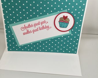 Another Great Year Birthday Greeting Card