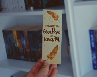 Wingardium Leviosa | Bookmark