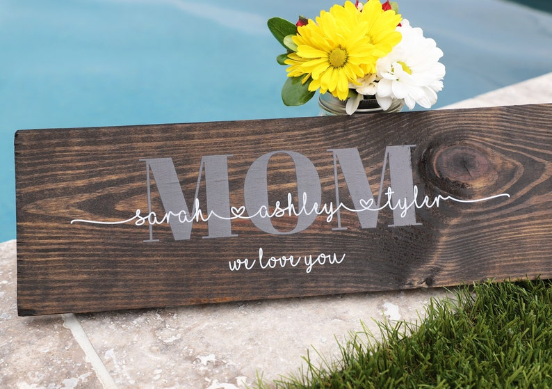 mother's day gift gift for mom mom birthday gift mom image 0