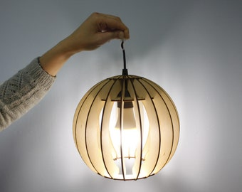 Lampen Aus Naturmaterialien Etsy