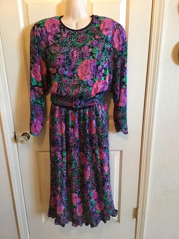 Vintage Diane Freis Dress