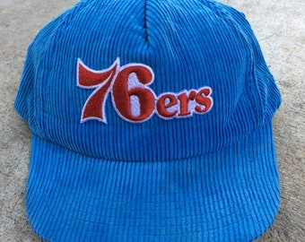 1a798ff50 76ers hat   Etsy