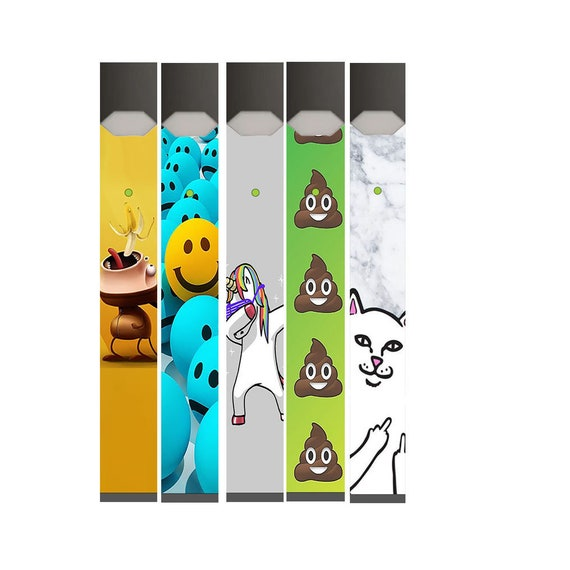 Novelty skin decal vinyl wrap for juul etsy