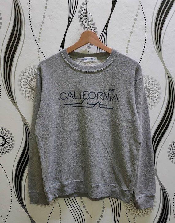 Blue Standard California Sweatshirt
