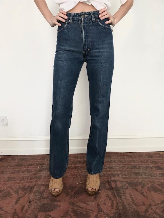 70's Western Denim Jeans
