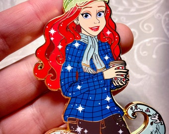In Need for a Treat - Ariel / Fantasy pin