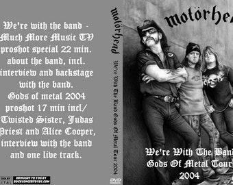 Motorhead band | Etsy