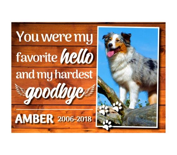 Pet loss cross deceased pet remembrance MadresMeadows54 one of a kind unique pet memorial