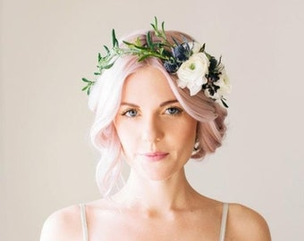Fresh Classic Flower Crown