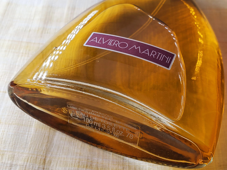 Alviero Martini Uomo EDT Spray 100 ml 3.4 oz Very Rare
