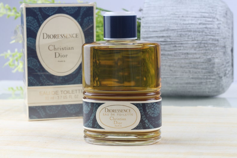 9d0406e3 Dioressence Christian Dior Paris EDT Splash 112 ml 3.7 oz OR 54 ml 1.8 oz,  Vintage, Very Rare