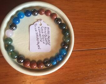 Reiki infused healing bracelet