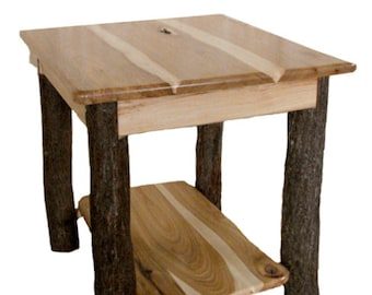 Amish End Table