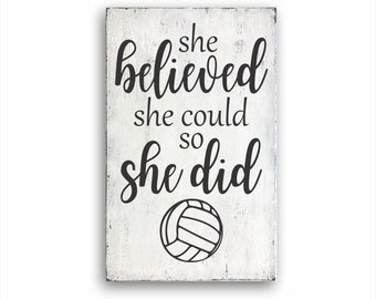 Volleyball quotes | Etsy