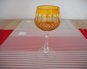 Amber Color Glass Etsy