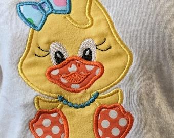 Spring duck t-shirt