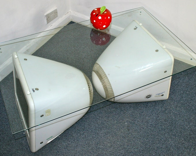 Apple eMac G4 Dual Table - complete with tabletop