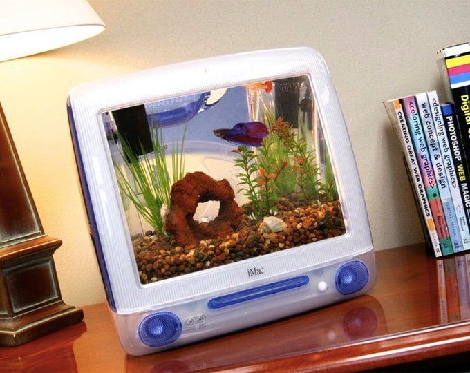 Apple iMac G3 'MacAquarium', choice of colours