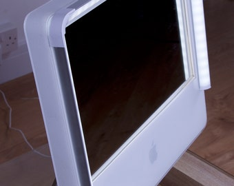 Apple 17in iMac Mirror with LED Lighting