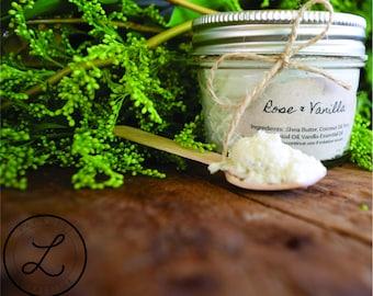 Rose & Vanilla Body Butter