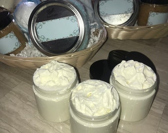 4oz Whipped Body Butter