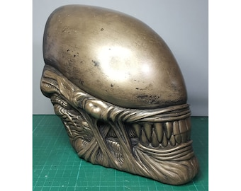 Alien xenomorph mask | Etsy