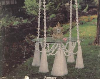 Macrame Enchantment Book 2 . Vintage digital download. Pdf format.