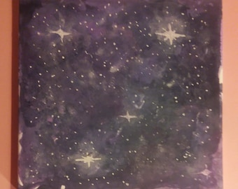 Purple Galaxy