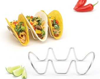 Taco Holders / Stands (2 Pack - Holds 3 Tacos Each)