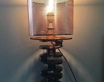 Crankshaft Hand-made Lamp