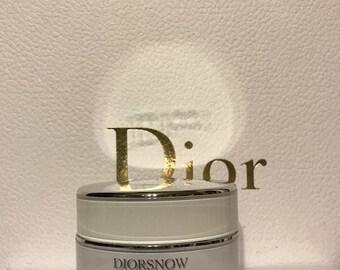 DiorSnow Set of Face Serum and Face Creme