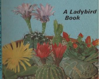 INDOOR GARDENING for children, Ladybird Book, 1969