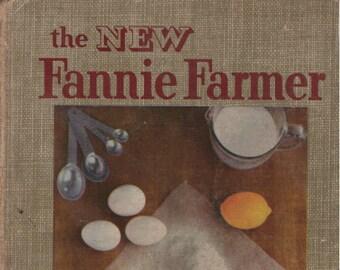 Fannie Farmer Cook Book, 1951 edition