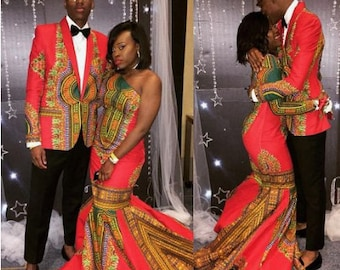 African Couple Etsy