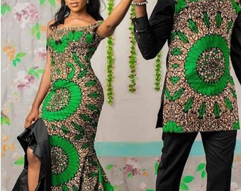 African Family Wear Etsy