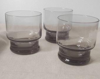 Vintage 70s Smokey Glasses