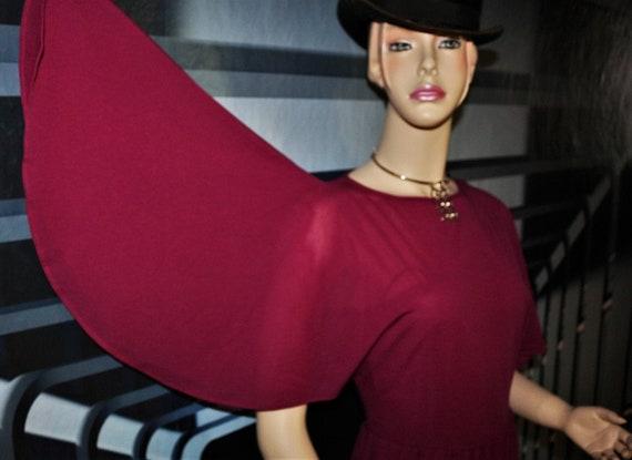 Maxi dress 70s Hippie vintage boho EU/DE size XS S
