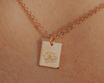 Birthday Gift Tri Color Gold Gold Pendant Tri Color Flower Cute Pendant Gift For Her Flower Pendant Pendant Necklace Floral Pendant