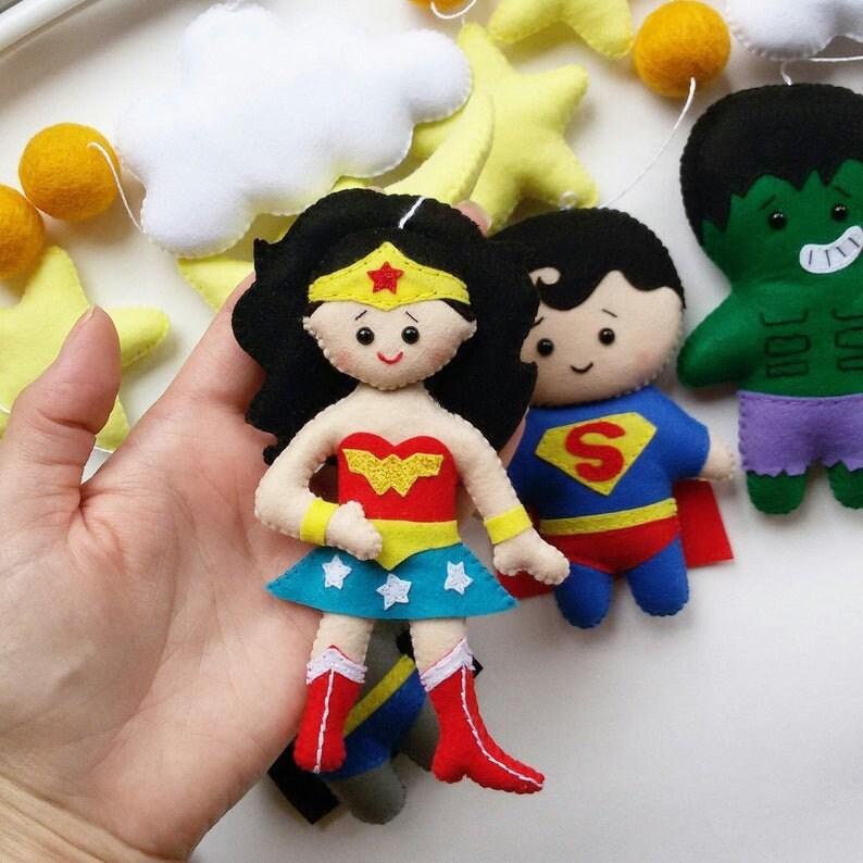 Bat Girl,Wonder Woman catwoman Avengers Superhero girl super hero Super Hero Girl Personalized Christmas Ornament Super Girl